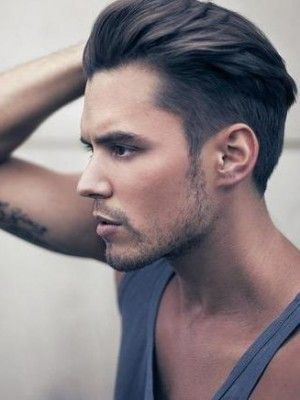 Swell Hairstyles Haircuts Colors And Slicked Back Hair On Pinterest Short Hairstyles Gunalazisus