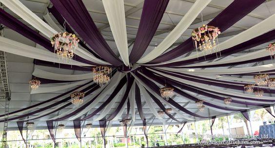 2014 Unique Luxury Carpas para boda puede darte un romántico y memorable boda que celebrar bodas al aire libre.Hoy en día, más y más gente quiere celebrar bodas al aire libre en lugar de hotel.