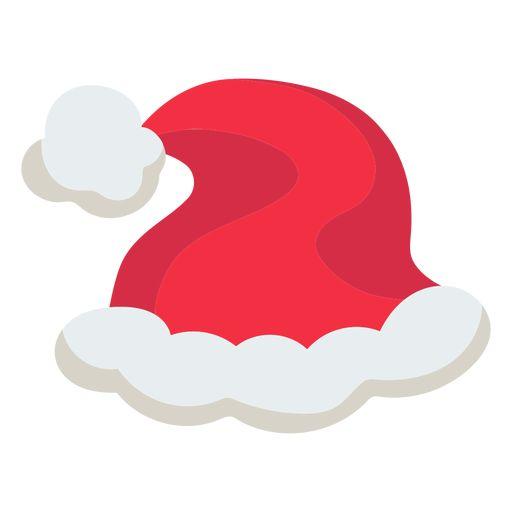 Christmas Santa Hat Icon Transparent Png Santa Hat Background Design Icon