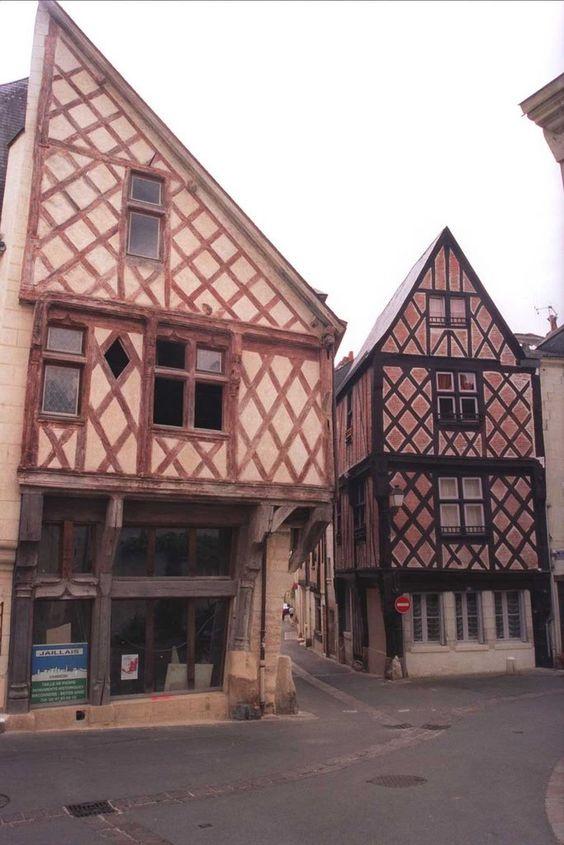 Chinon - Indre-et-Loire