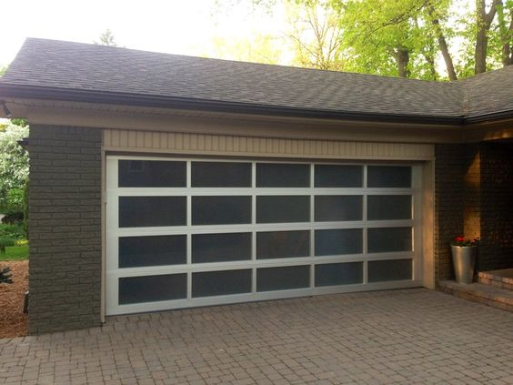Add warmth to your garage with a C.H.I. Accents garage door. Pictured is a model 5983 in Accents Cedar. Find out more on Accents at .chiohd.com. & Add warmth to your garage with a C.H.I. Accents garage door ... pezcame.com