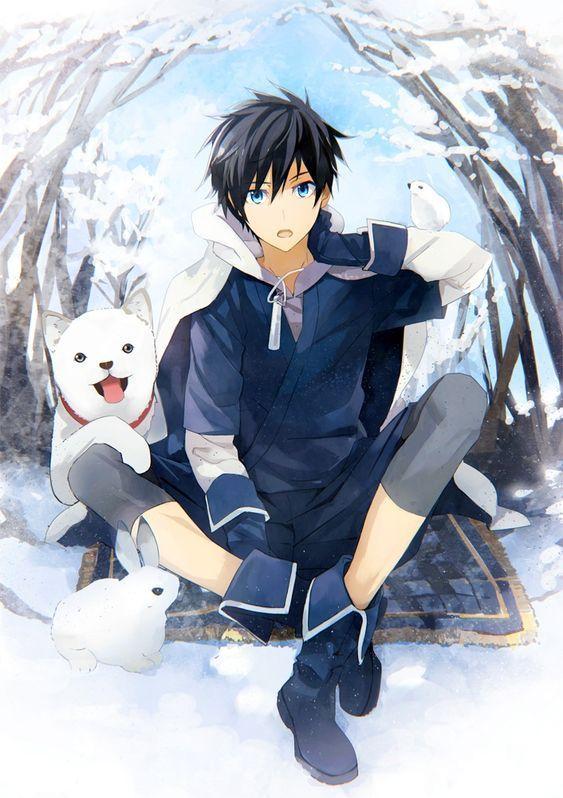 Cute Anime Wallpaper Guy