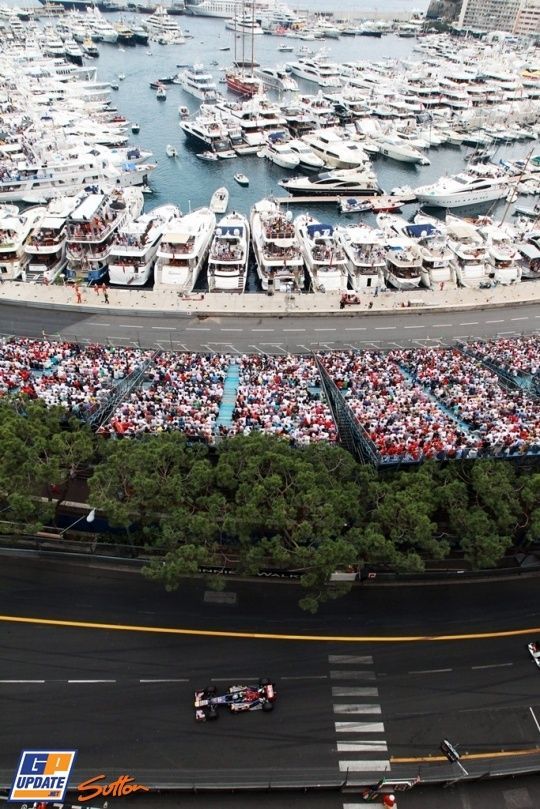 Streets of Monte Carlo, Monaco
