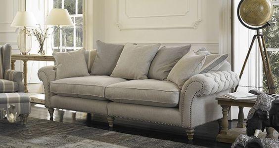 Leather Sleeper Sofa Buy Sofas Online Designer Sofas for Sale Fishpools Shabby Garden Style Pinterest Buy sofa online Living room sofa and Shabby