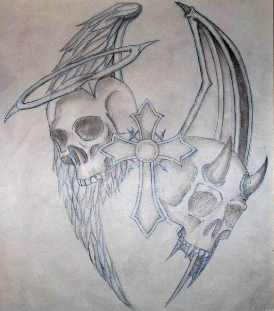 badass drawing life eternal pinterest heavens and