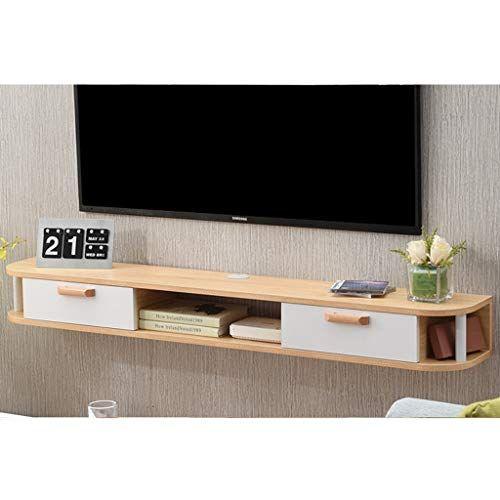 Wall Mounted Tv Cabinet Floating Shelf Wall Shelf Tv Background