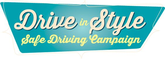 #DriveInStyle and end distracted driving!