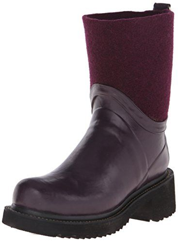 ILSE JACOBSEN RUB53-541, Damen Langschaft Gummistiefel, Violett (Plum (541)), 38 EU (5 Damen UK) - http://on-line-kaufen.de/ilse-jacobsen/38-eu-ilse-jacobsen-rub53-541-damen-langschaft