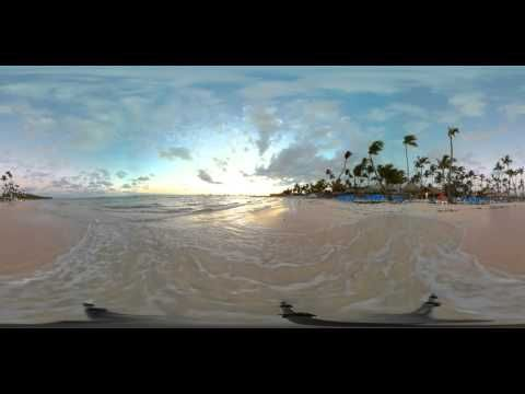 360 Punta Cana Beach Sunrise