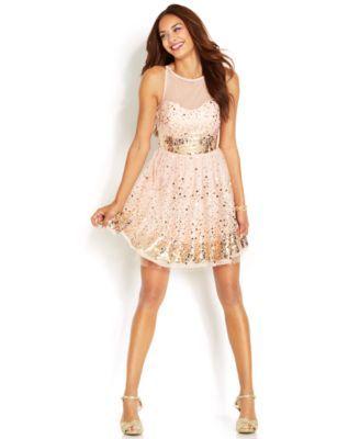 junior dresses
