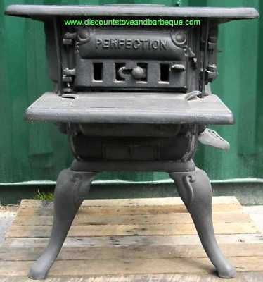 Perfection No. 8-16 Wood burning cook stove