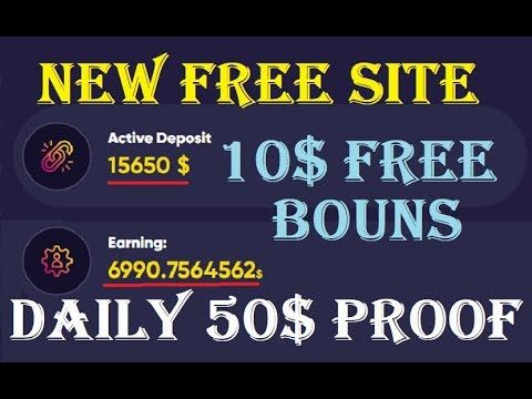 new bitcoin earning site