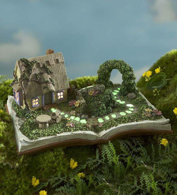 Diy Fairy Garden Design Und Zubehor Marchen Garten Diy Feengarten Garten