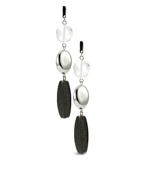 Chico's Women's Lania Linear Earrings