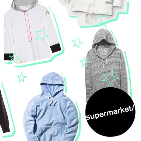 NYLON: 10 Live-In Sweatshirts You'll Never Want To Take Off