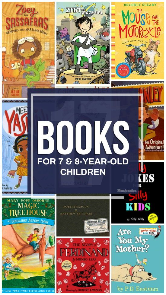 17 Best Books For 7 And 8 Year Old Kids In 2021 Kids Reading Books Kids Activities At Home Best Story Books