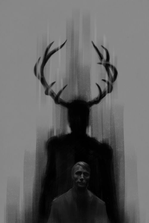 Hannibal.. Look in the mirror & this is what will be looking back .. EVIL