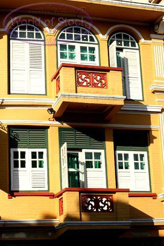 pre-war Singapore