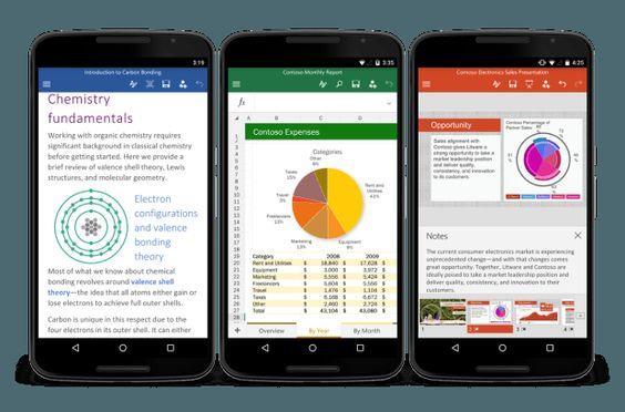 Alta Densidad – Word, Excel y PowerPoint gratis para Android descárgalos aquí [Video]