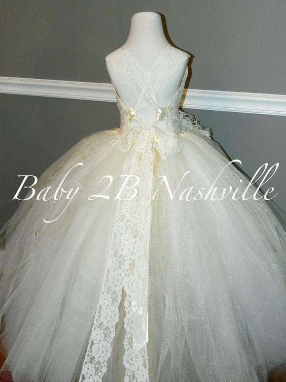Vestido de Marfil Vintage vestido lentejuelas por Baby2BNashville