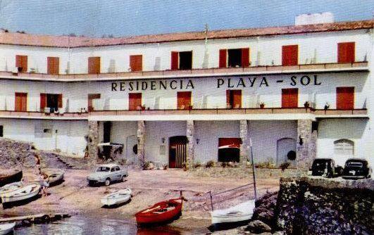 #Cadaques Playa Sol