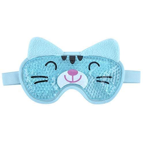 Amazon Com Cooling Eye Mask For Puffy Eyes Soft Cold Eye Mask