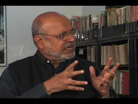 ▶ Shyam Benegal on Satyajit Ray - YouTube