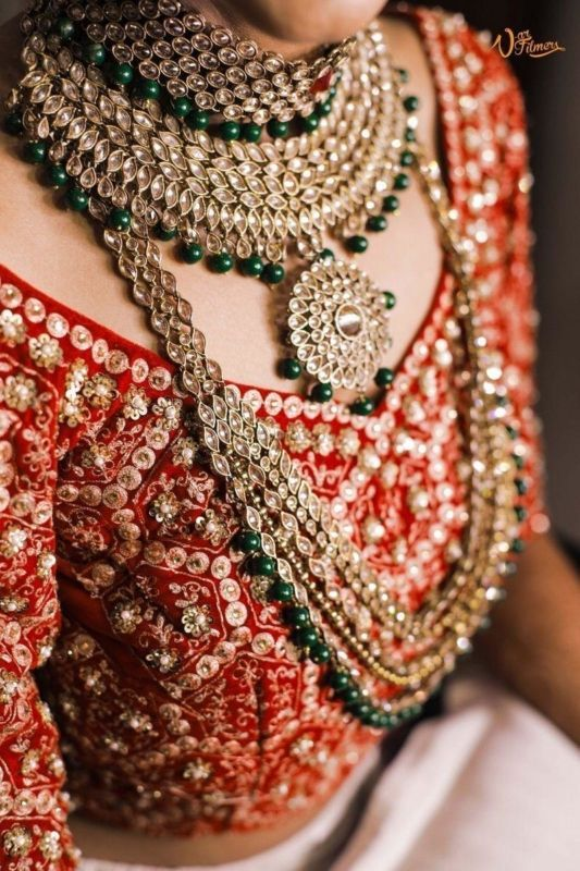 Where To Rent Or Buy Artificial Bridal Jewellery In Delhi Indian Bridal Jewelry Sets Bridal Fashion Jewelry Bridal Jewellery Indian