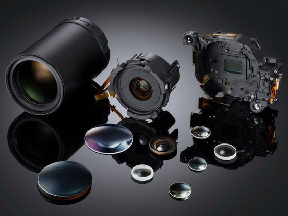 PowerShot G3 X Lens unit Accembly