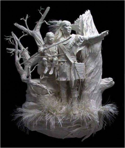 Artist, Allen and Patty Eckman