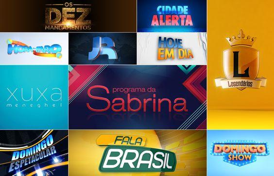 Assista online à programação da Rede Record - R7 TV