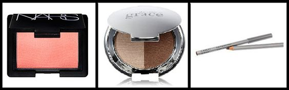 Add a little shimmer to your make-up to liven up face