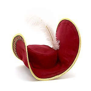 Disney Chapeau Capitaine Crochet pour enfants | Disney StoreChapeau Capitaine Crochet pour enfants - Ajoutez une touche de cape et d'�p�e � leur costume de Capitaine Crochet avec ce magnifique chapeau! Ce mod�le � bord large de couleur bordeaux arbore un contour dor� et une coquette plume.
