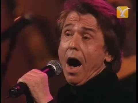 Raphael Cuando Tú No Estás Festival De Viña 2005 Youtube Musica Romantica Canciones Festival