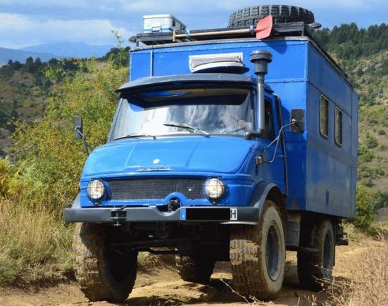 mercedes benz unimog 416 camper expedition vehicle inspiration pinterest camping cars. Black Bedroom Furniture Sets. Home Design Ideas