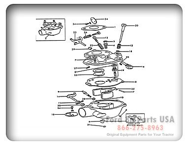 8n ford tractor carb parts diagram ford auto wiring diagram 8n ford tractor diagrams wiring diagram for 8n ford tractor 6 volt #8