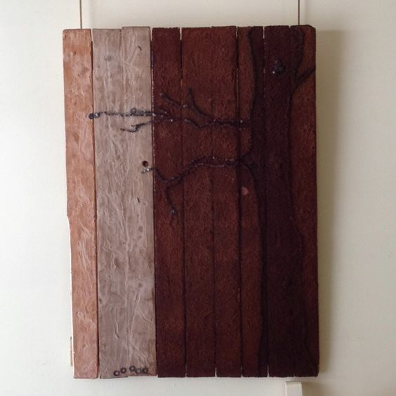 El árbol de Cristina Zurita