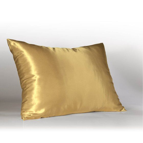 Sweet Dreams Luxury Satin Pillowcase With Zipper Standard Size