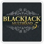 #BlackjackMultihand5