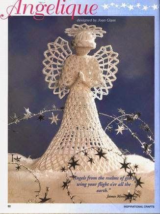 ANGELES DE CROCHET - 108454843358570533544 - Álbumes web de Picasa