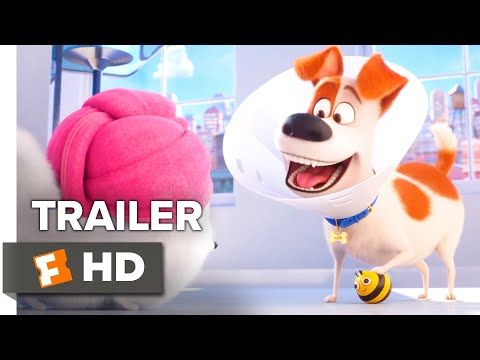 The Secret Life Of Pets 2 Trailer 2019 New Movies New Animation Movies Movieclips Trailers
