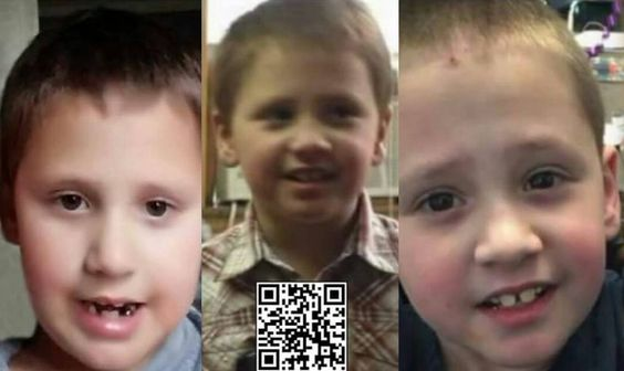 Day3 missing .. #Ok #autism nonverbal Damion Alexander Davidson (Source Duncan Police Department/Facebook)