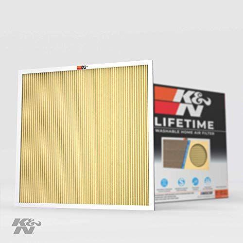 New K N 20x20x1 Ac Furnace Lifetime Washable Merv 11 Filters