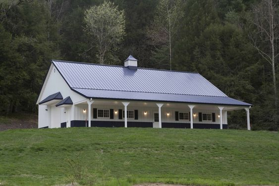 morton buildings featured project home horse barn