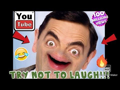 Try Not To Laugh Impossible Mr Bean Edition Youtube Try Not To Laugh Laugh Mr