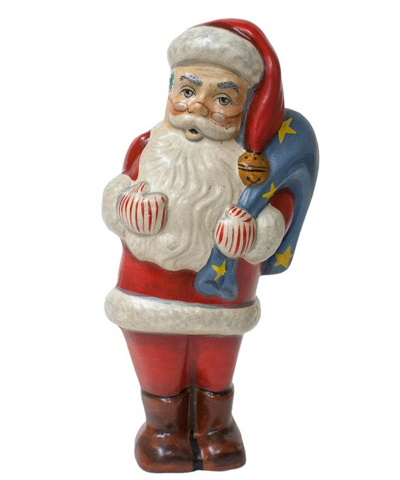 2000 Starlight Santa #11 from Vaillancourt Folk Art