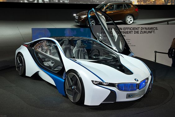 BMW Vision EfficientDynamics Concept Car (34430) | Flickr - Photo Sharing!