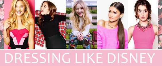 Dressing Like Disney: Celebrity, TV Fashion, Outfits and Style Source