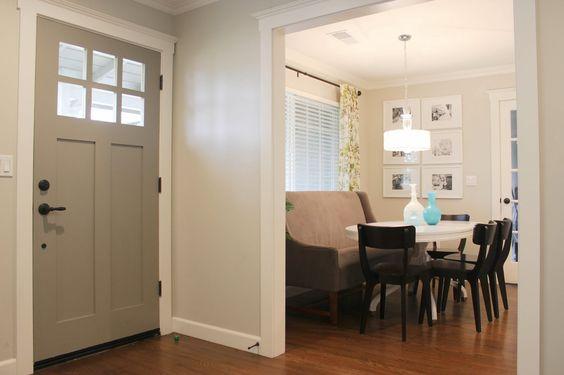 kelly moore interior doors and behr on pinterest. Black Bedroom Furniture Sets. Home Design Ideas