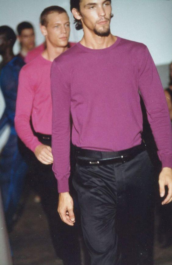 Helmut Lang Spring 2000